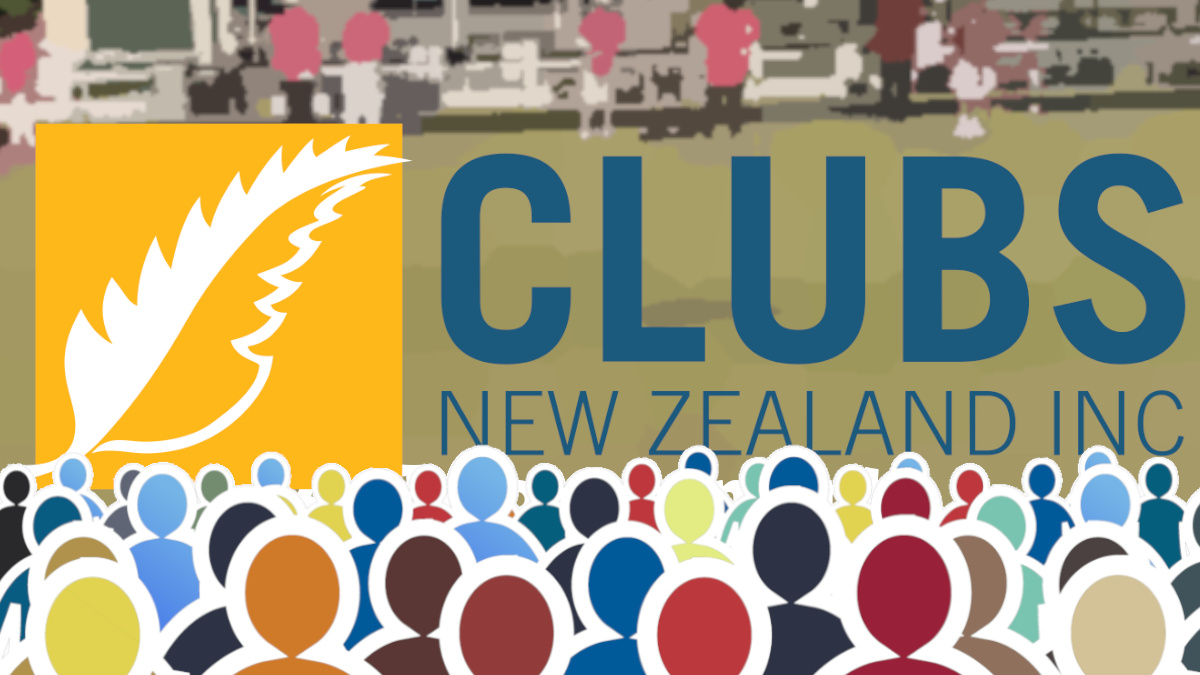 Affiliated to Clubs NZ